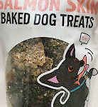 Trader Joe's Just Salmon Skin Baked Dog Treats