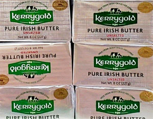 Kerrygold Unsalted Pure Irish Butter