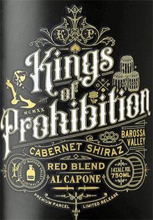 Kings of Prohibition Cabernet Shiraz
