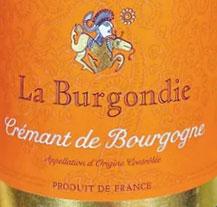 La Burgondie Cremant de Bourgogne Brut Reserve