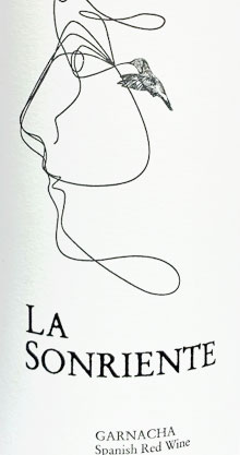 La Sonriente Garnacha Spanish Red Wine