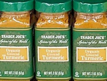 Trader Joe's Organic Ground Turmeric