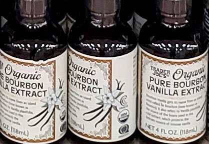 Trader Joe's Organic Pure Bourbon Vanilla Extract