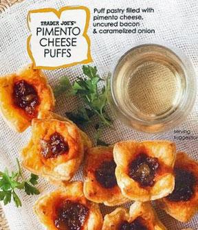 Trader Joe's Pimento Cheese Puffs