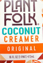 Plant Folk Coconut Creamer
