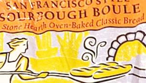 Trader Joe's San Francisco Style Sourdough Boule