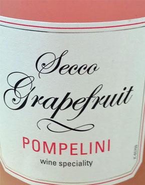 Secco Grapefruit Pompelini