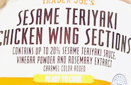Trader Joe's Sesame Teriyaki Chicken Wing Sections Reviews