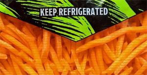Trader Joe's Shredded Carrots