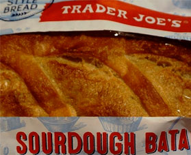 Trader Joe's Sourdough Batard Bread Reviews