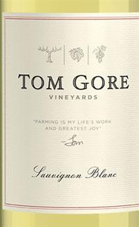 Tom Gore Vineyards Sauvignon Blanc