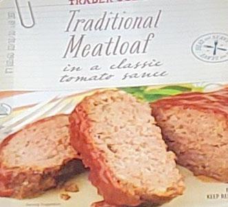Trader Joe's Traditional Meatloaf