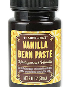Trader Joe's Vanilla Bean Paste