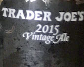 Trader Joe's Vintage Spiced Ale