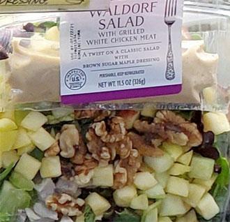 Trader Joe's Waldorf Salad
