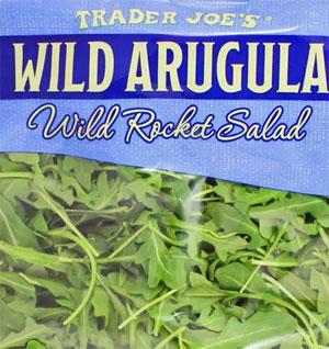 Trader Joe's Wild Arugula