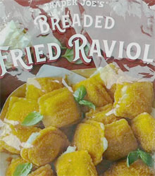Trader Joe's Breaded Fried Ravioli Reviews