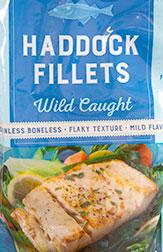 Trader Joe's Wild Caught Haddock Fillets