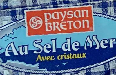 Paysan Breton Au Sel de Mer Butter