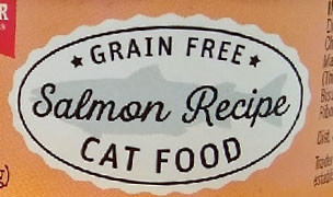 Trader Joe's Grain Free Salmon Recipe Cat Food