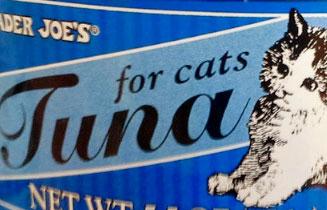 Trader Joe's Tuna for Cats