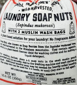 Trader Joe's Laundry Soap Nuts