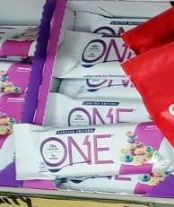 ONE Fruity Cereal Protein Bars Reviews