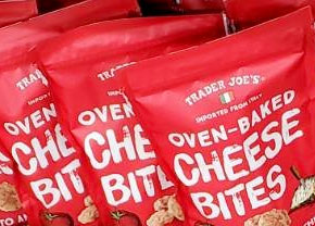 Trader Joe's Oven Baked Cheese Bites with Tomato and Chili Reviews