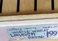 Trader Joe's Clay Oven Baked Whole Wheat Lavash Bread Reviews