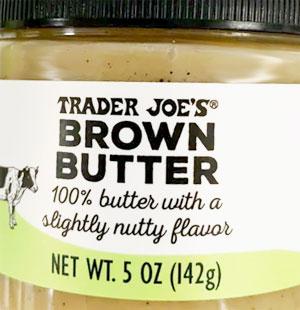 Trader Joe's Brown Butter