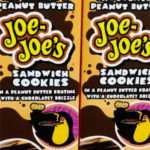 Trader Joe's Chocolate & Peanut Butter Joe-Joe's Cookies