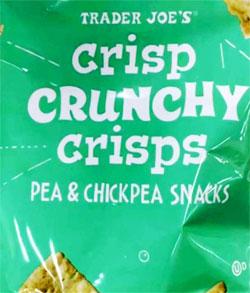 Trader Joe's Crisp Crunchy Crisps