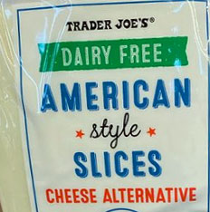 Trader Joe's Dairy-Free American Style Cheese Slices Reviews