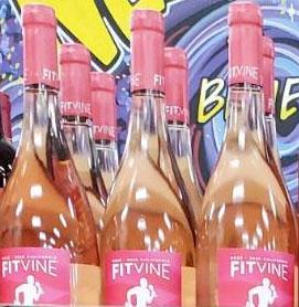 Fitvine Rose Wine