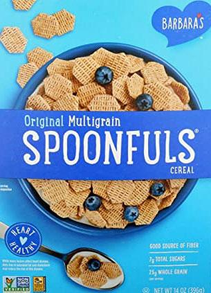 Barbara's Original Multigrain Spoonfuls Cereal