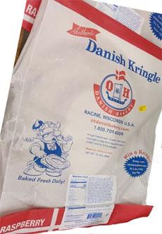 Danish Bakery Raspberry Kringle Reviews