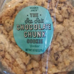 Trader Joe's Sea Salt Chocolate Chunk Cookies