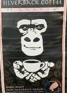 Silverback Coffee of Rwanda Dark Roast Reviews