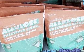 Trader Joe's Allulose Sweetener Blend