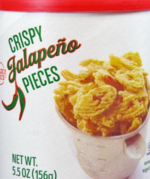 Trader Joe's Crispy Jalapeno Pieces