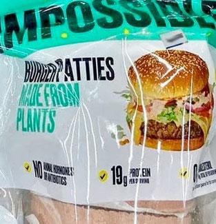 Impossible Burger Patties Reviews
