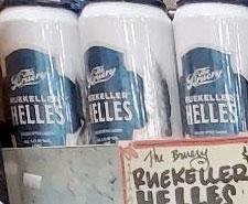 The Bruery Ruekeller Helles
