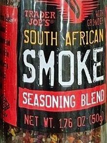 Trader Joe's South African Smoke Seasoning Blend