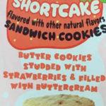 Trader Joe's Strawberry Shortcake Sandwich Cookies