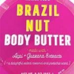Trader Joe's Brazil Nut Body Butter