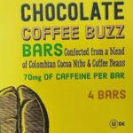 Trader Joe's Dark Chocolate Coffee Buzz Bars