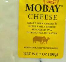 Trader Joe's Mobay Cheese Reviews
