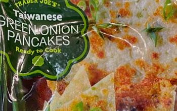 Trader Joe's Taiwanese Green Onion Pancakes