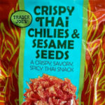 Trader Joe's Crispy Thai Chilies & Sesame Seeds