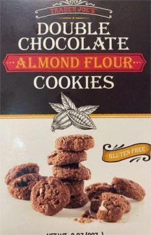 Trader Joe's Double Chocolate Almond Flour Cookies Reviews